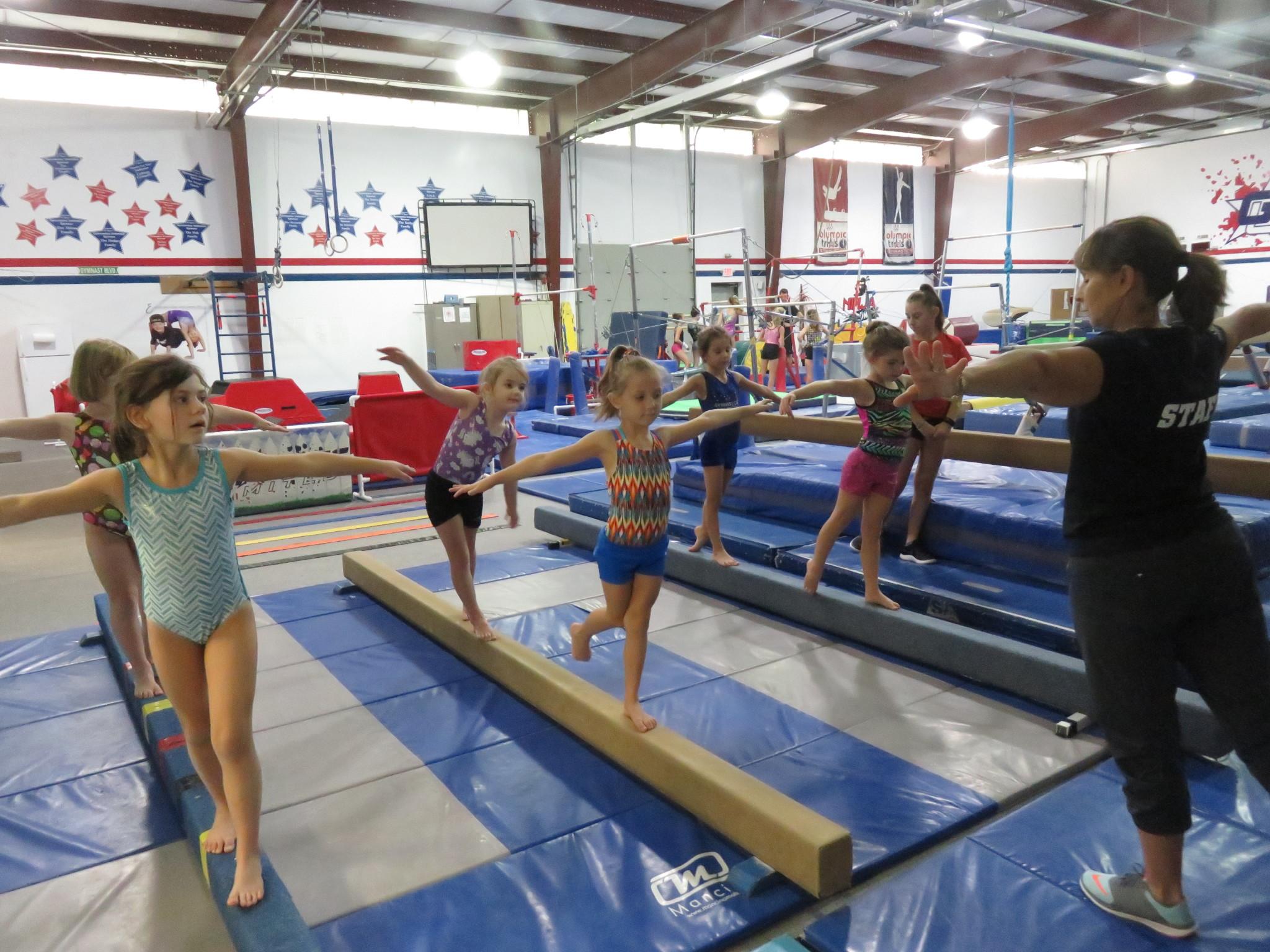 Why Choose Gymnastics?