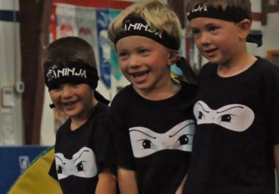 We are Ninja Zone!