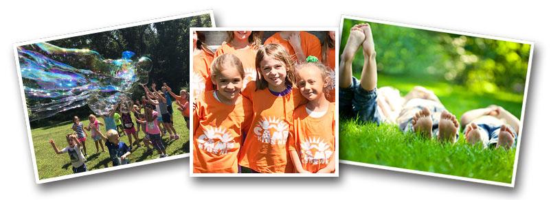 Camp Kids Top image
