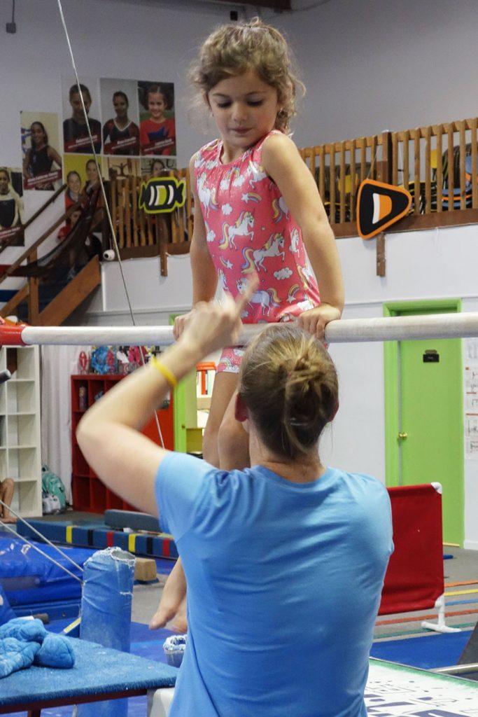 gymnastics unlimited flemington future stars uneven bars