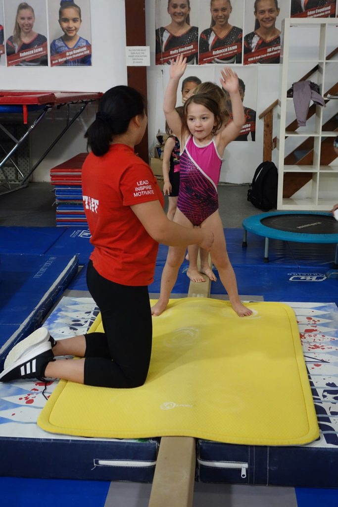 gymnastics unlimited flemington kinder stars