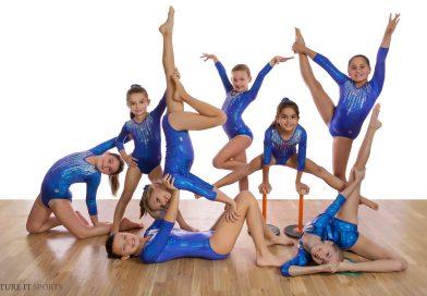 gymnastics unlimited acro team