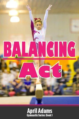 balancing act gymnastics book