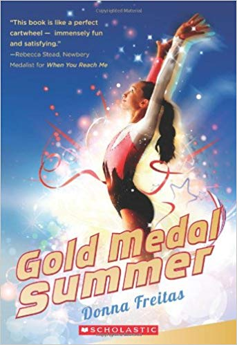 gold medal summer gymnastics book