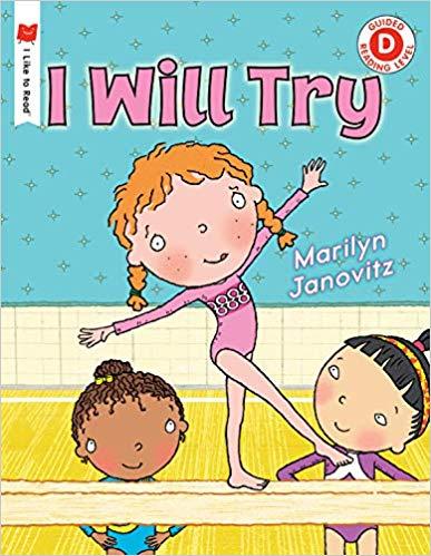 i will try gymnastics book
