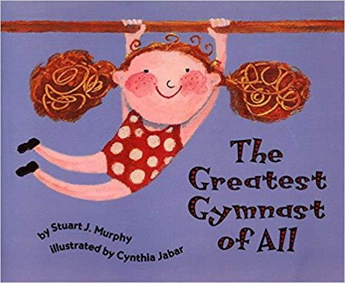 the greatest gymnast of all gymnastics book