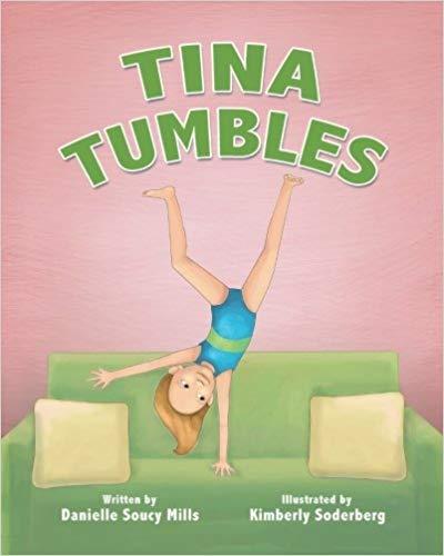 tina tumbles gymnastics book