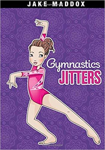 gymnastics jitters book