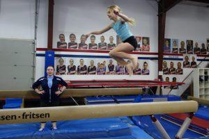 gymnastics unlimited nj balance beam