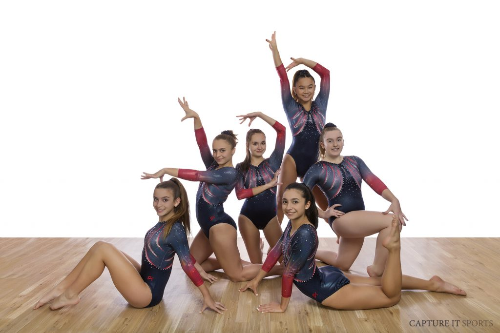 Gymnastics Unlimited JOGA team