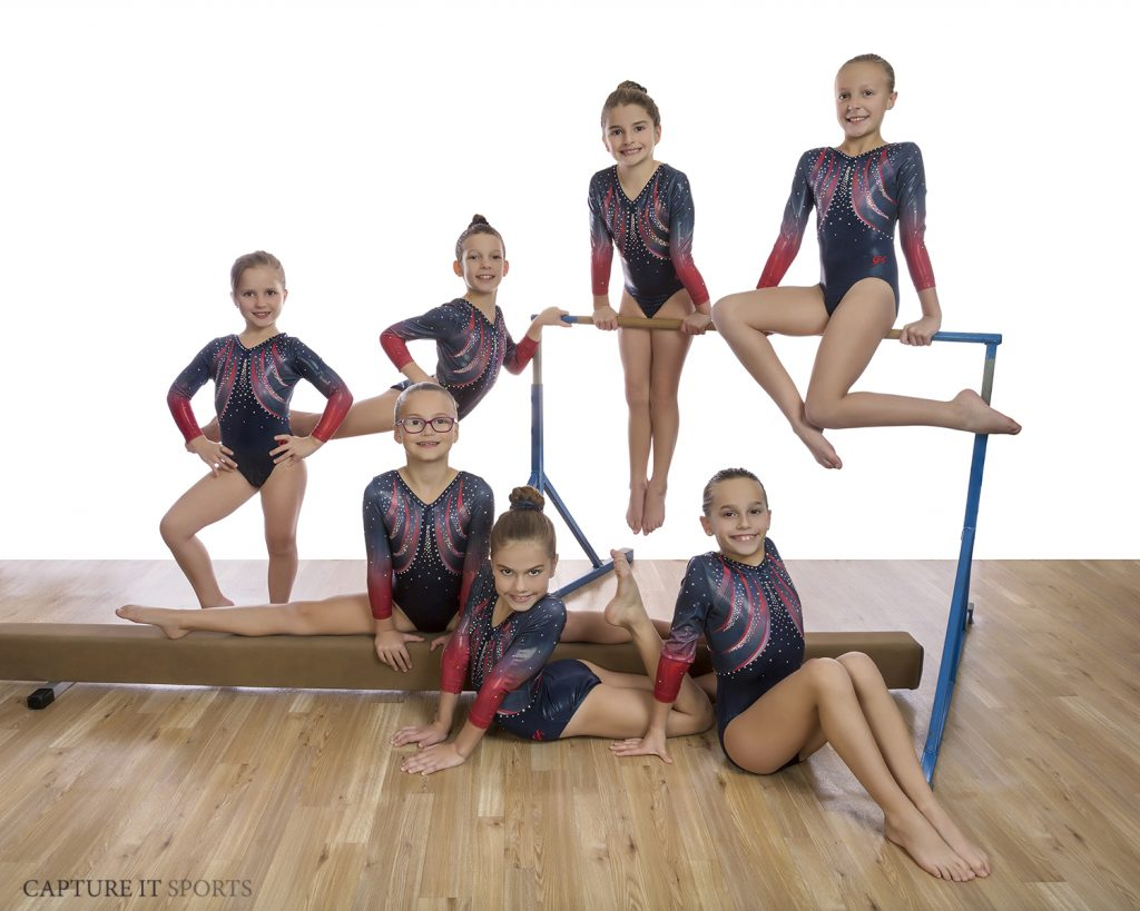 Gymnastics Unlimited USAG 3 Team