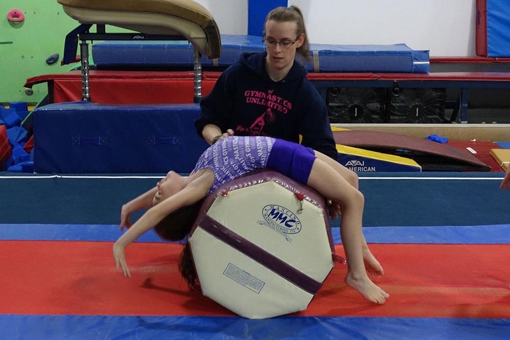 Gymnastics Unlimited Flemington NJ Gym Stars