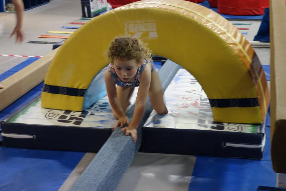 Gymnastics Unlimited Flemington NJ Kinder Stars Class