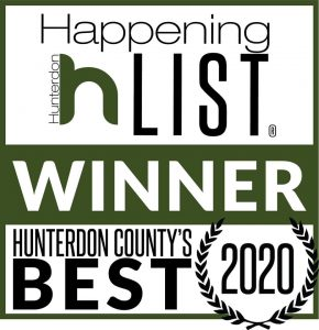 Hunterdon Happening List 2020 Winner