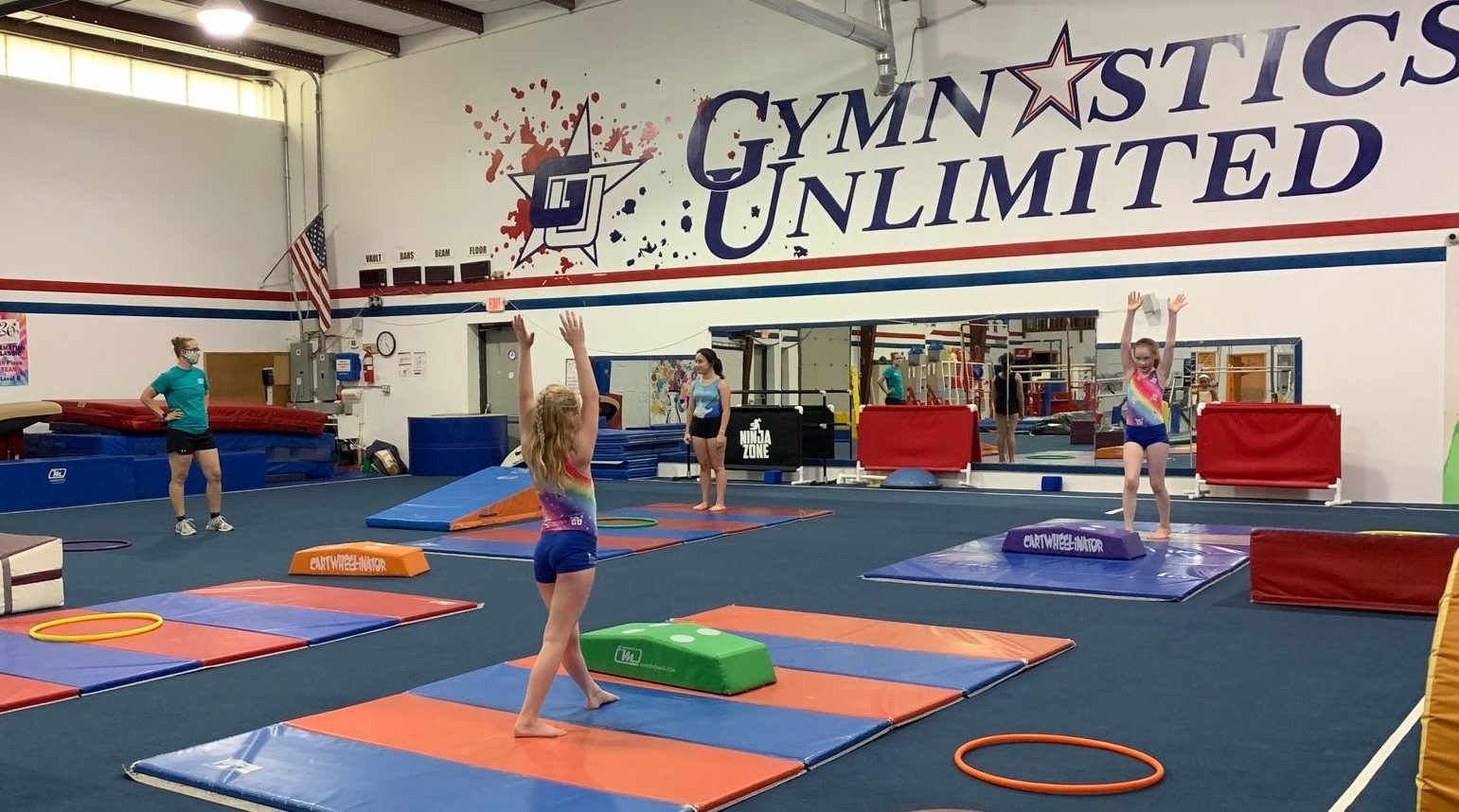 Gymnastics Unlimited Flemington NJ