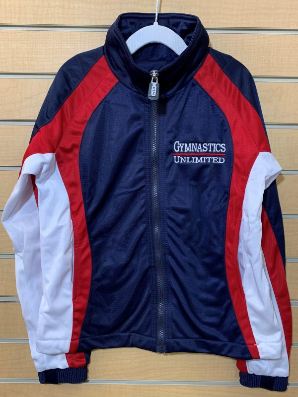 Gymnastics Unlimited Jacket