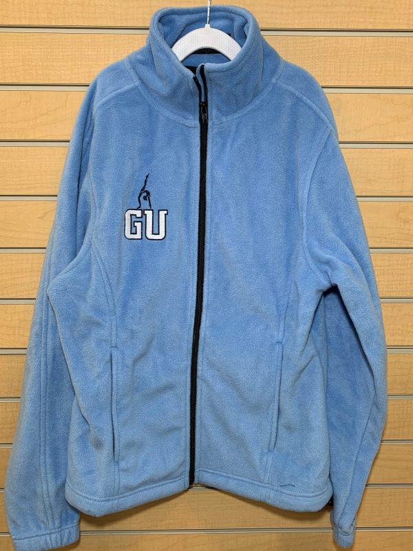 Gymnastics Unlimited fleece jacket