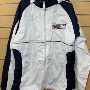Gymnastics Unlimited windbreaker jacket