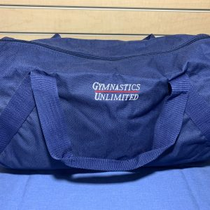 gymnastics unlimited duffel bag