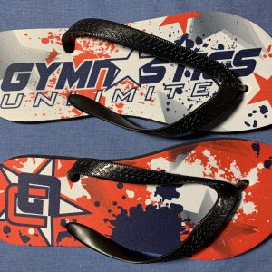 gymnastics unlimited flip flops
