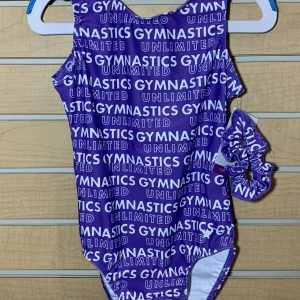 Gymnastics Unlimited leotard