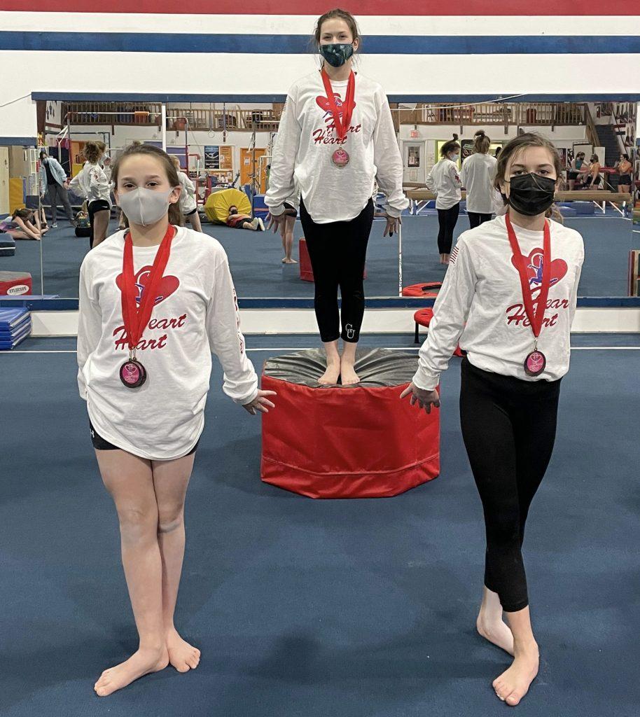 gymnastics unlimited usag team