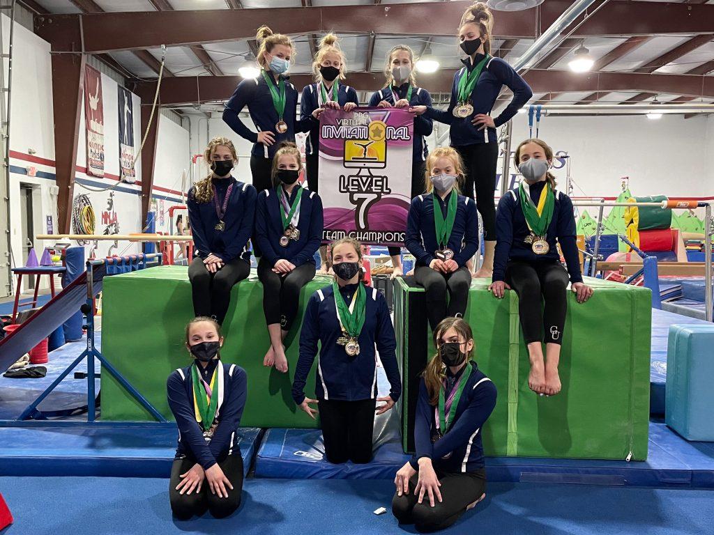 gymnastics unlimited levels 5 6 7 8 teams
