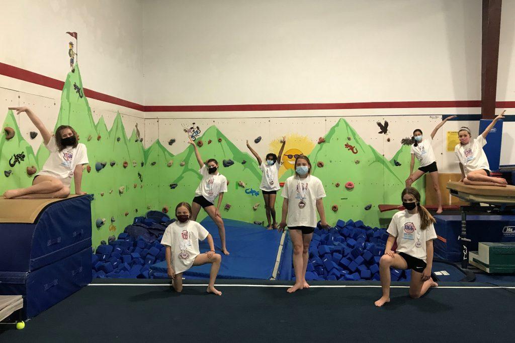 gymnastics unlimited gold teama