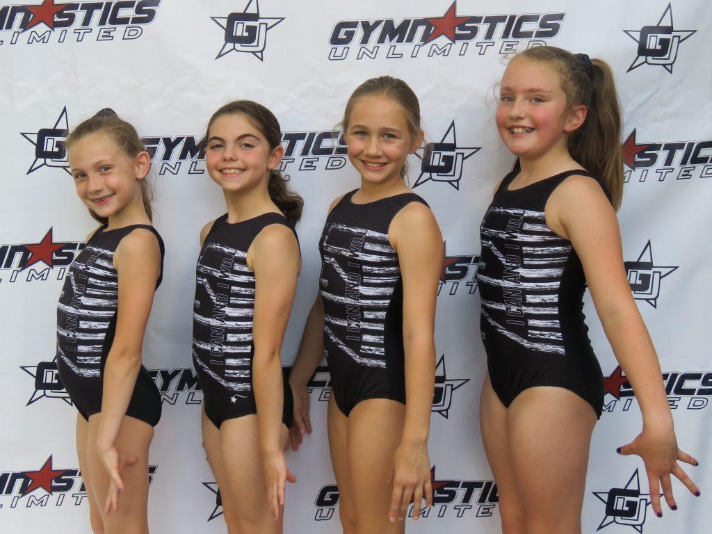 gymnastics unlimited nga level 3 teama