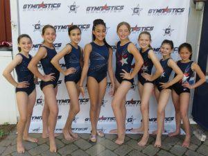 gymnastics unlimited competitive teams
