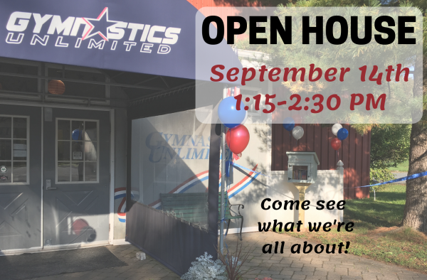 Gymnastics Unlimited Open House Fall 2019 (2)