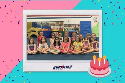 gymnastics unlimited birthday parties