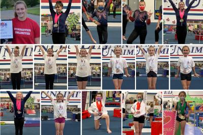 gymnastics unlimited regional champions