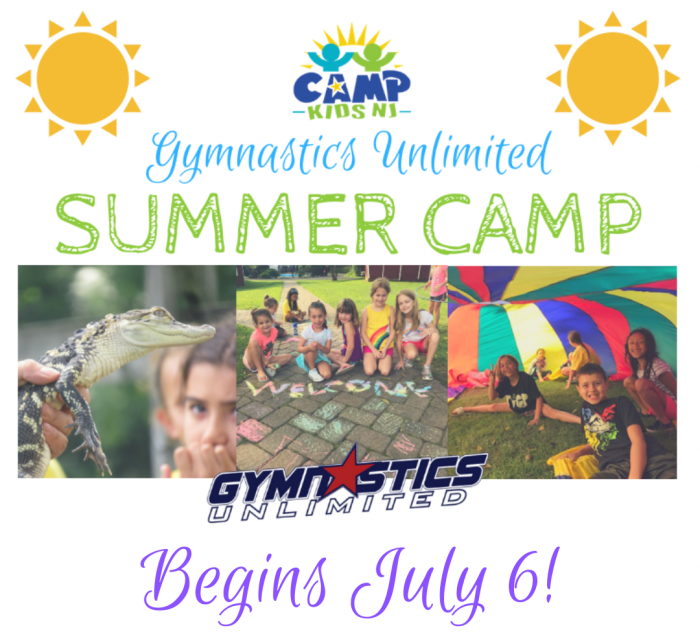 Gymnastics Unlimited Camp Kids Summer Camp