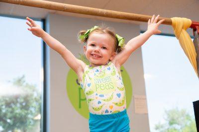 Sweet Peas Educational Gymnastics
