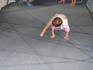 String Maze