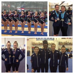 Meet USAG 5 Sectional and 7, 8, 9 Winter Challenge