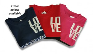 foldedshirt Love web