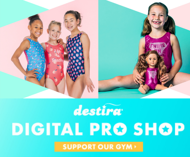 Destira Digital Pro Shop