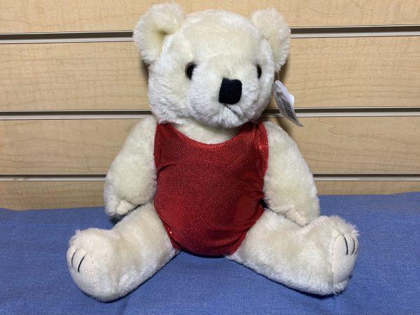 gymnastics leotard for doll