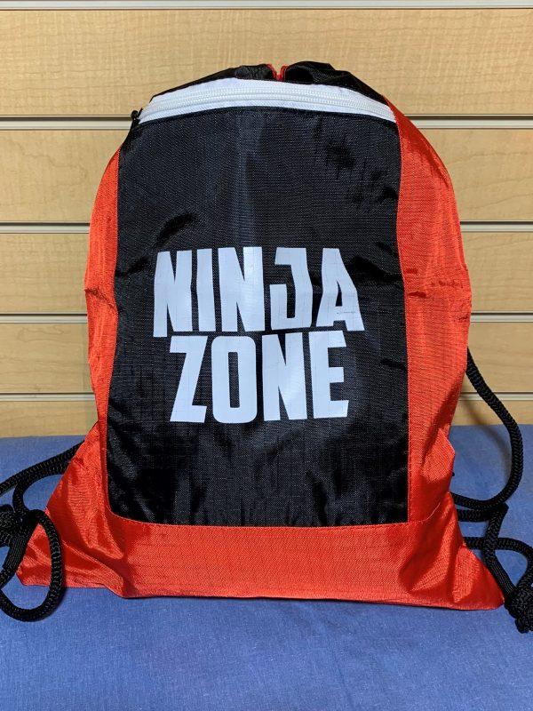 NinjaZone drawstring backpack