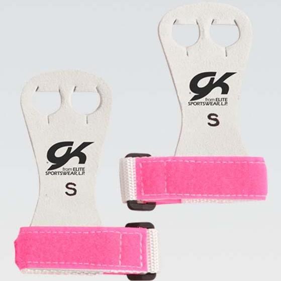 GK Elite gymnastics bar grips