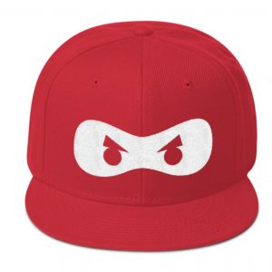Red NinjaZone Hat