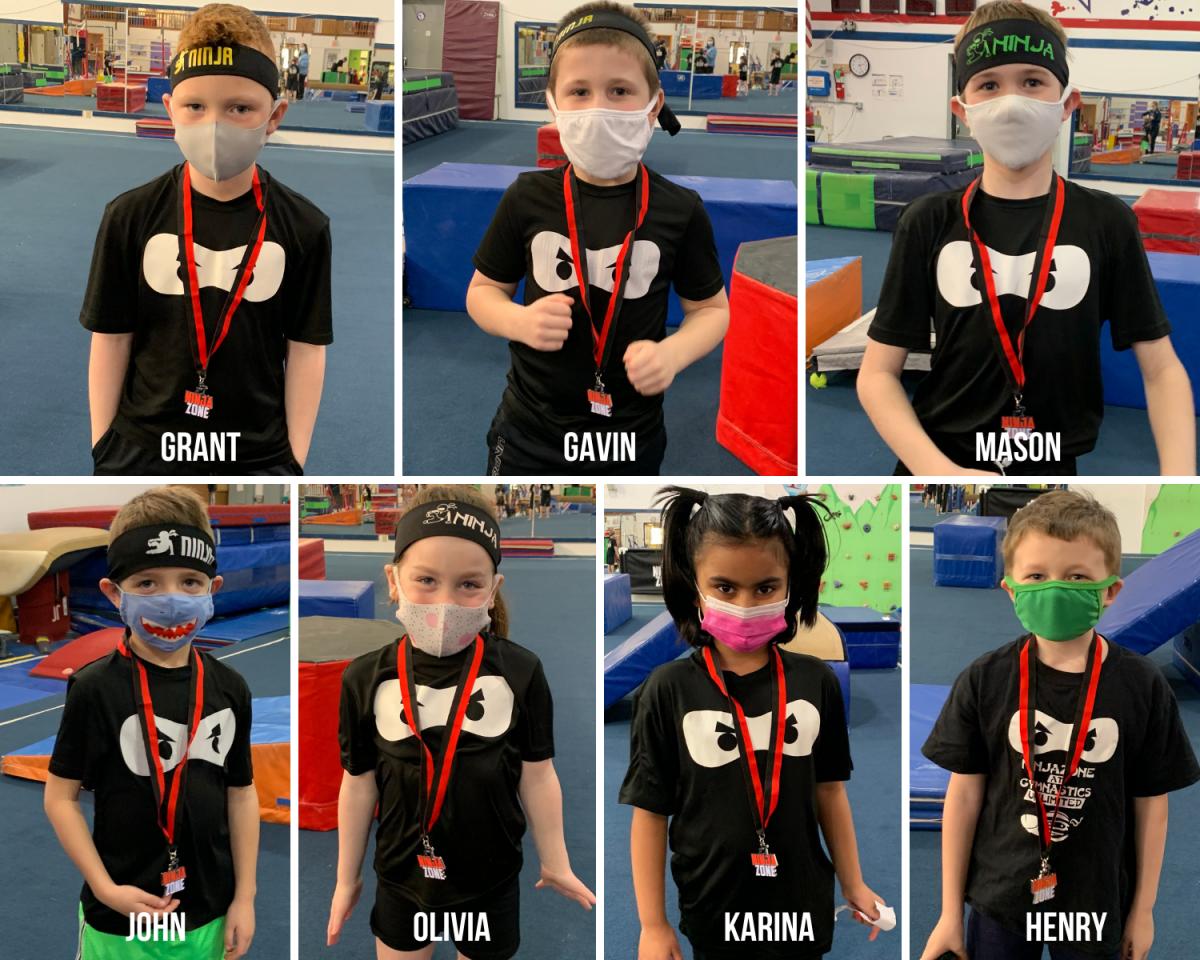 2021 Virtual Ninja Competition