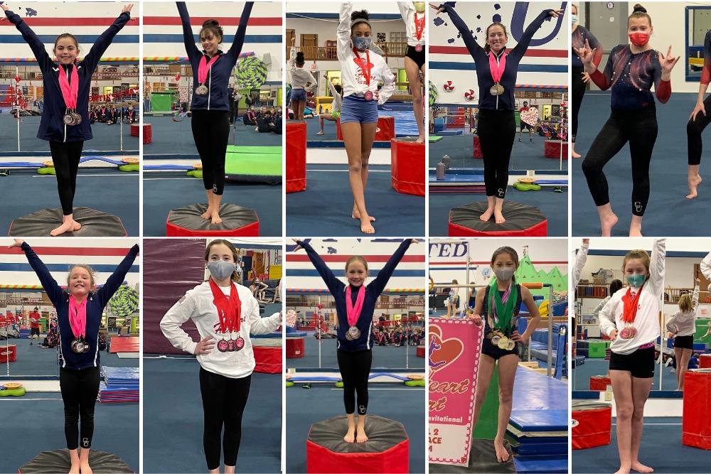 gymnastics unlimited state champions