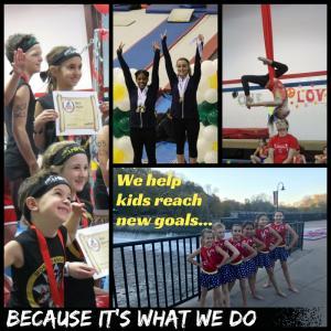 Kids Reach New Goals