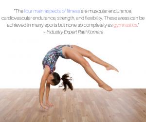 Reasons To Do Gymnastics - Fitness
