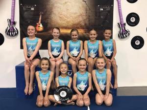 Gymnastics Unlimited Flemington NJ All School Meet 2019